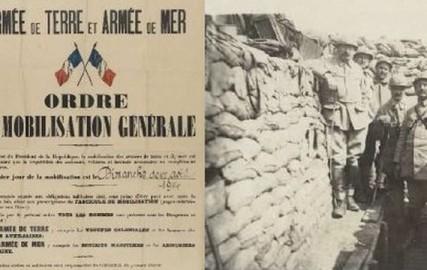 Événement : Commémoration de la guerre 14-18