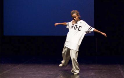 Une conférence dansée
