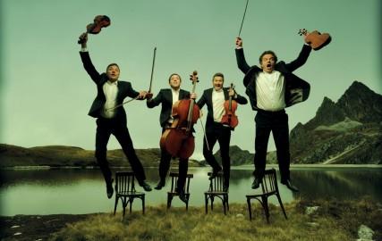 Quatuor Debussy & Vincent Peirani