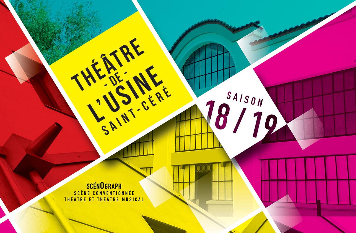 Theatre de l usine 2018 -2019